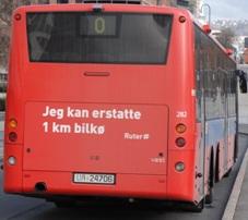 En buss med politiker